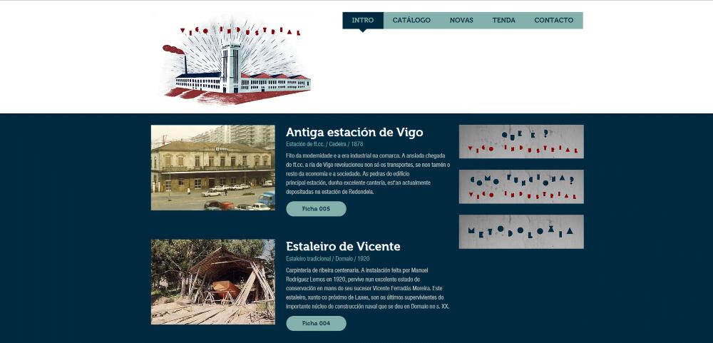 Vigo industrial