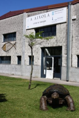 Centro de Formación a Aixola