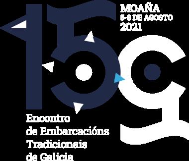 Logo do 15º Encontro de Embarcacións Tradicionais de Galicia